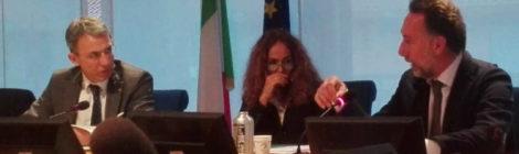 ministro costa e segretario Berselli